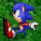 Super Sonic - Jogo de Arcada